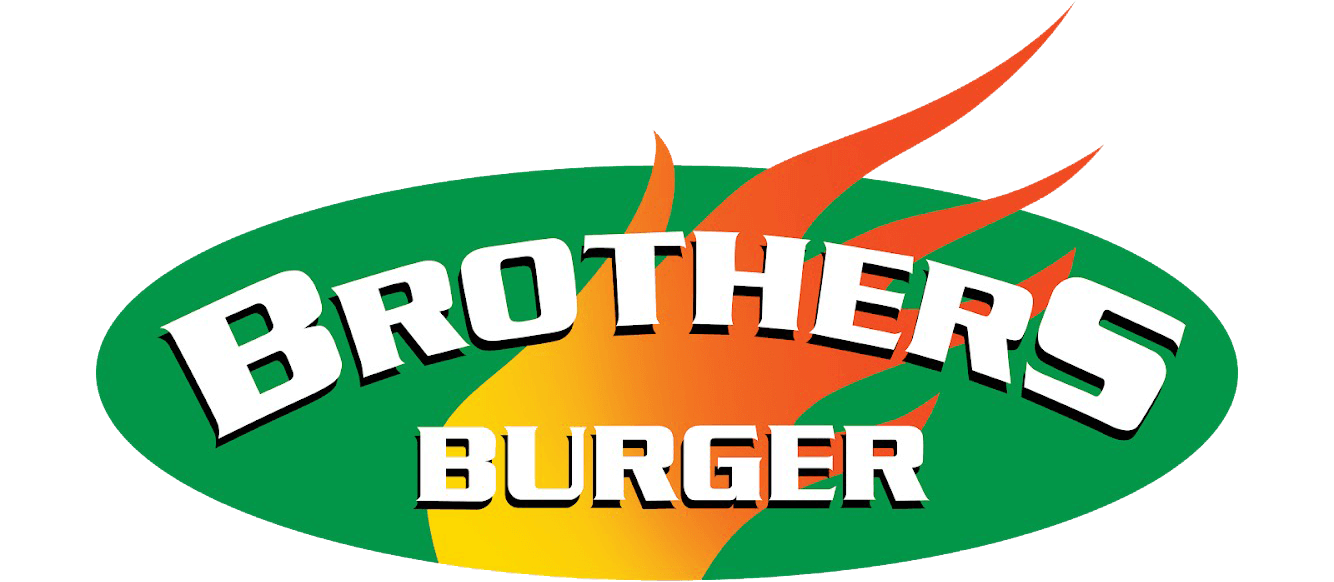 Brothers Burger Logo – E-Card Food Partner of Workbank