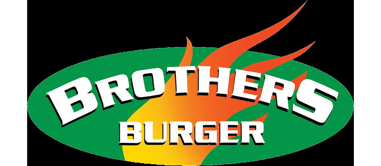 Brothers Burger Logo – E-Card Food Partner of Workbank