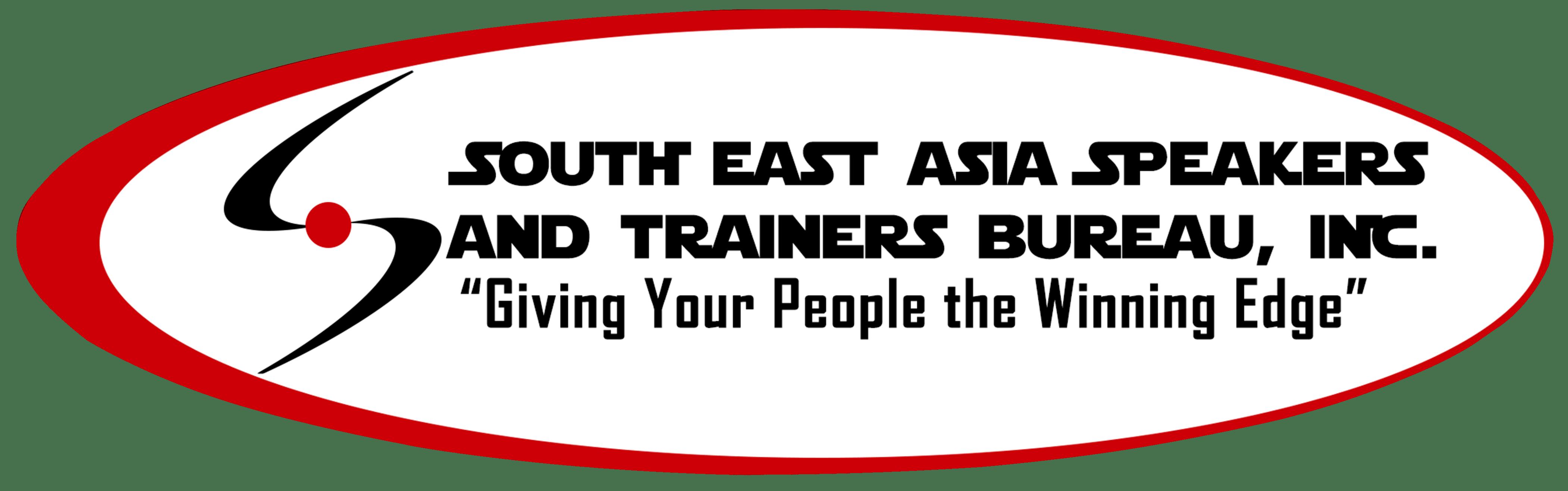 Speakers Bureau Logo – Free Skills Trainings Partner of Workbank