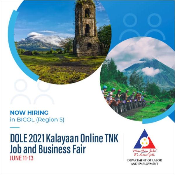Bicol Region Independence Day Job Fair - Workbank