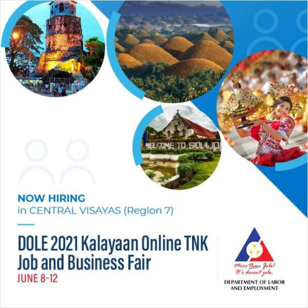 CENTRAL Visayas Independence Day Job Fair - Workbank