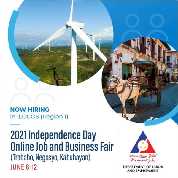 Ilocos Region Independence Day Job Fair - Workbank