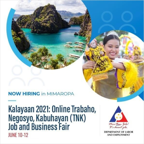 CALABARZON Region 4-B Independence Day Job Fair - Workbank